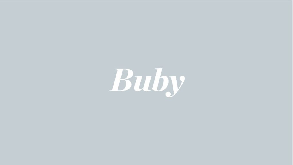 Buby 10/09/20